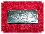 Click to view larger image of Sterling Silver Money Clip (Image1)