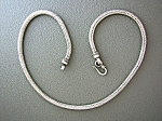 Click to view larger image of Sterling Silver Snake Chain 18 Inch (Image1)