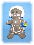 Click to view larger image of Black Felt Dakin Dream Doll (Image1)