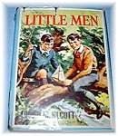 Click here to enlarge image and see more about item 0116200557: 1940 LITTLE MEN By Louisa M Alcott