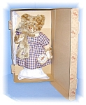 Click to view larger image of 16 Inch Anne & Honey Gund Bears In Box (Image1)