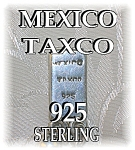 Sterling Silver Taxco Mexico Ball Bracelet