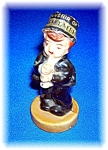 Click to view larger image of Bisque Figure Souvenier Kearney Nebraska JAPAN (Image1)