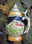 Click here to enlarge image and see more about item 0121200809:  Stein Beer by Zoller and Born Western Germany
