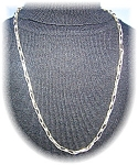 30 Inch Sterling Silver Chain