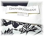 Click to view larger image of Total Luxury Dana Buchman 100% Silk Scarf (Image1)