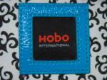 Click to view larger image of HOBO International Turquoise large handbag (Image3)