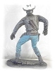 Click to view larger image of Lone Star England Die Cast Bat Masterson Toy (Image2)