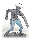 Click here to enlarge image and see more about item 02152004: Lone Star England Bat Masterson Toy England