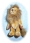 Click to view larger image of 3 1/2 Inch Tiny Velvet Lion (Image1)