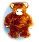 Click here to enlarge image and see more about item 0221200536: Anne Geddes Baby Doll Bear 14 Inches