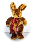 Click here to enlarge image and see more about item 0221200546: 1999 Mary Meyer Soft and Cuddly Rabbit