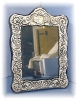 Click to view larger image of Ornate Silver Photograph Frame. (Image2)