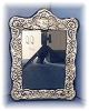 Click to view larger image of Ornate Silver Photograph Frame. (Image3)