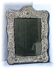 Click to view larger image of Ornate Silver Photograph Frame. (Image4)
