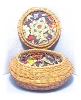 Click to view larger image of Japanese Woven Basket ????? (Image3)