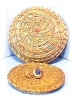 Click to view larger image of Japanese Woven Basket ????? (Image5)