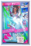 Click here to enlarge image and see more about item 0227200663: Winter Sports Midge Ultimate Barbie Book 552