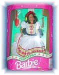 Click here to enlarge image and see more about item 0227200665: Barbie Fiesta Fantastica In Original Box