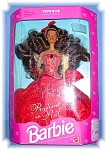 Click here to enlarge image and see more about item 0227200666: Mattel Radian In Red Barbie In Original Box