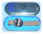 Click here to enlarge image and see more about item 0228200692: Star Wars Episode 1 Wristwatch Pit Droid