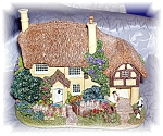 Click here to enlarge image and see more about item 03072006905: Liliput Lane Buttermilk Cottage 1997