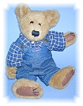 Click here to enlarge image and see more about item 03072006947: 14 Inch BOYDS Bearwear Bear
