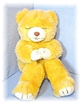Click here to enlarge image and see more about item 0308200401: Large TY Soft aznd Cuddly Kitty Kat