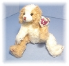 Click to view larger image of TY Scruffy Bean Stuffed Doggie (Image2)