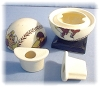 Click to view larger image of China Handpainted Baseball With Insert (Image7)