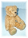 8 1/2 Inch Curly Hair Soft and Cute Bear