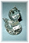 Click here to enlarge image and see more about item 0317200531: Glass Cat