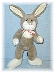 Click here to enlarge image and see more about item 0317200560: 15 Inch Ear to Toe BOYDS Rabbit
