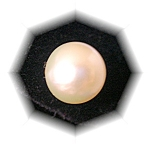 Earrings 14K 7mm Pearl Stud