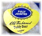 Click to view larger image of Teddy Bear  Knickerbocker -Old fashoined Fully Jointed (Image2)