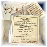 Click to view larger image of Bear Dean's Queen Elizabth Golden Jubilee limited Editi (Image4)