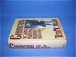 Click here to enlarge image and see more about item 0402200616: Churchill : Young Man in a Hurry (Hardcover)