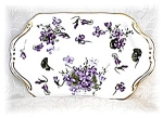 Click to view larger image of Hammerley  Victorian Violets Fine Bone China (Image1)