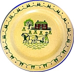 Click to view larger image of METLOX POPPYTRAIL 12 in CHOP PLATE Homestead Provincial (Image1)