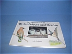 Birds of House and Garden: Concise Illustrate