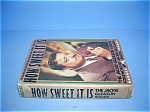Click here to enlarge image and see more about item 0416200631: How Sweet It Is : Jackie Gleason (Hardcover)