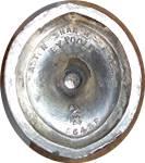 Click to view larger image of Vintage Astor Salt Shaker by Poole (Image2)