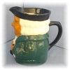 Click to view larger image of Sylvan Staffordshire England Toby Mug (Image2)