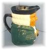 Click to view larger image of Sylvan Staffordshire England Toby Mug (Image3)