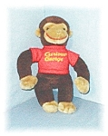 13 Inch CURIOUS GEORGE By GUND