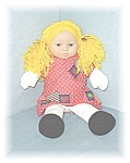Click here to enlarge image and see more about item 0429200514: 15 Inch ANNE GEDDES Doll 1999