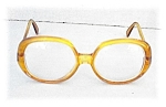 Click here to enlarge image and see more about item 0430200526: Wonderful Vintage Pair of 80s  Eye Glasses