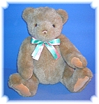 Click to view larger image of 14 Inch Tan GUND Teddy Bear (Image1)