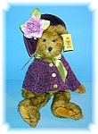 Click to view larger image of Bearington Collection 12 Inch  Marietta bear (Image1)