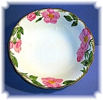 Fransican China Desert Rose Serving Dish